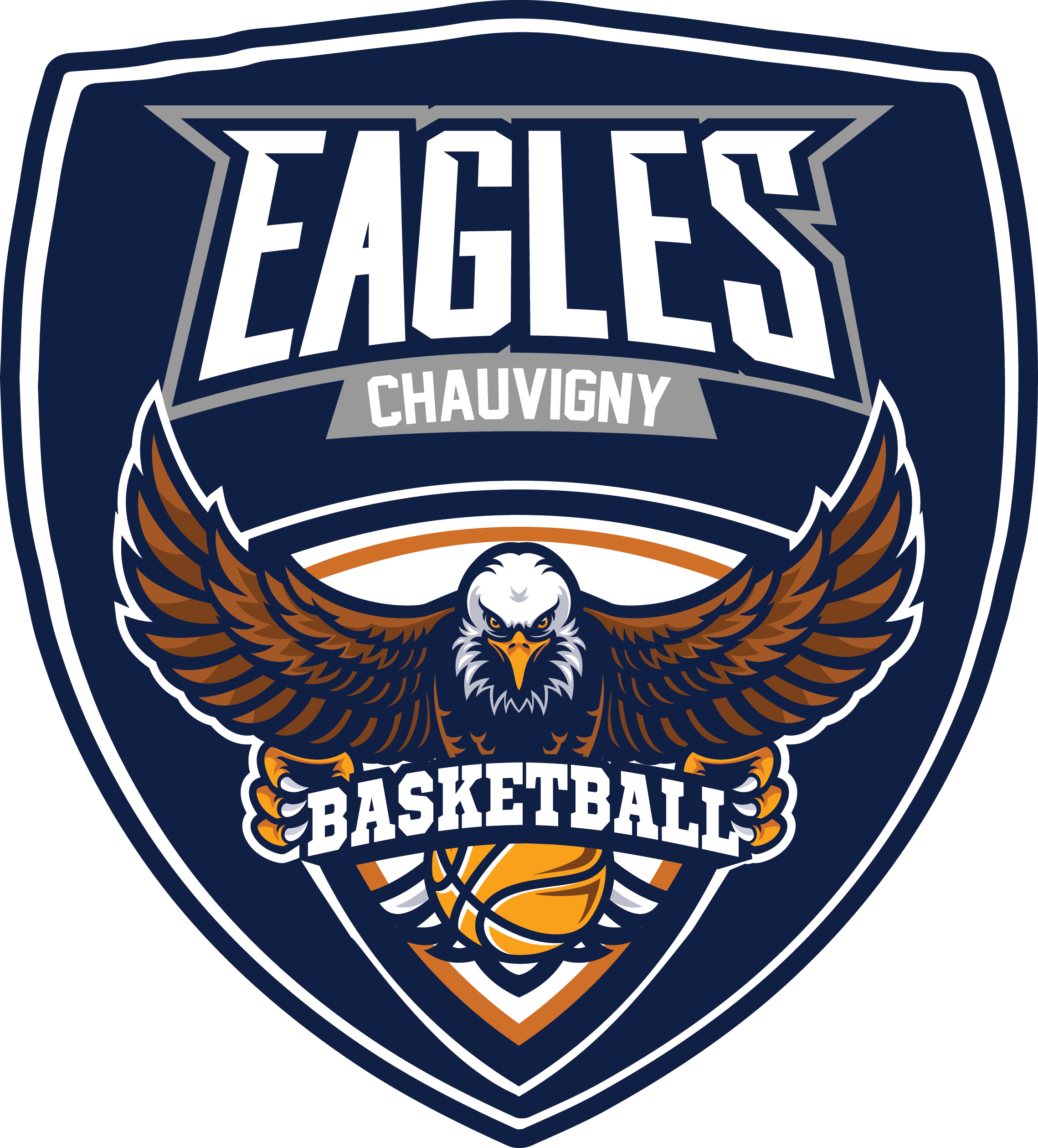 Logo US CHAUVINOISE BASKETBALL